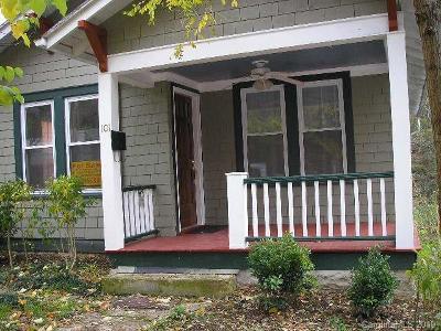 Buncombe County Single Family Home For Sale: 101 Woodrow Avenue