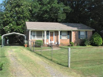 Charlotte Single Family Home For Sale: 4417 Knollcrest Drive