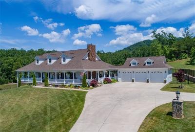 Lenoir Single Family Home For Sale: 1602 Riverside Drive