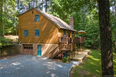 Asheville Single Family Home Under Contract-Show: 31 Shadow Drive