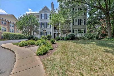 Charlotte Condo/Townhouse Under Contract-Show: 2310 Roswell Avenue #F