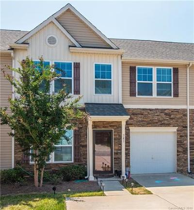 Lake Wylie Condo/Townhouse For Sale: 341 Battery Circle
