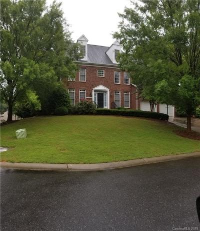 Charlotte Single Family Home For Sale: 14005 Shanghai Links Place
