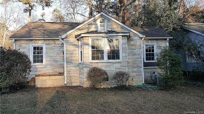 Single Family Home For Sale: 3433 Commonwealth Avenue