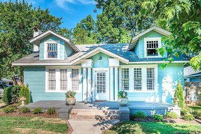 Elizabeth Single Family Home Under Contract-Show: 801 Hawthorne Lane
