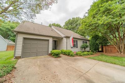 Charlotte Condo/Townhouse Under Contract-Show: 3101 Selwyn Farms Lane
