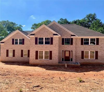 Gastonia Single Family Home For Sale: 2841 Scarborough Court