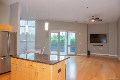 Third Ward Condo/Townhouse For Sale: 333 W Trade Street #708