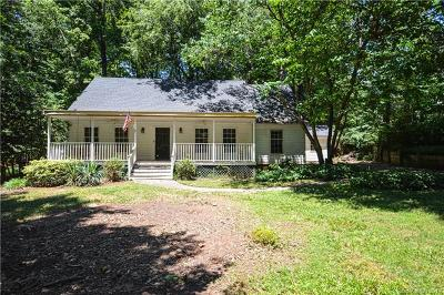 Charlotte Single Family Home For Sale: 1500 Barden Road