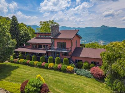 Waynesville Single Family Home For Sale: 2709 Utah Mountain Road