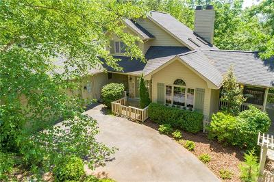 Lake Lure Single Family Home For Sale: 191 Hillview Drive