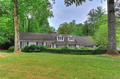 Single Family Home For Sale: 3242 Mountainbrook Road