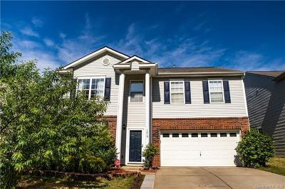 Matthews Single Family Home For Sale: 1619 Candlewood Ridge Lane