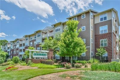 Charlotte Condo/Townhouse For Sale: 1000 Woodlawn Road E #304