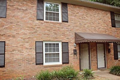 Charlotte NC Condo/Townhouse For Sale: $199,500