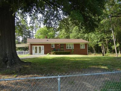 Kannapolis Single Family Home For Sale: 807 Sears Street