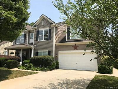Mooresville Single Family Home For Sale: 171 Heywatchis Drive