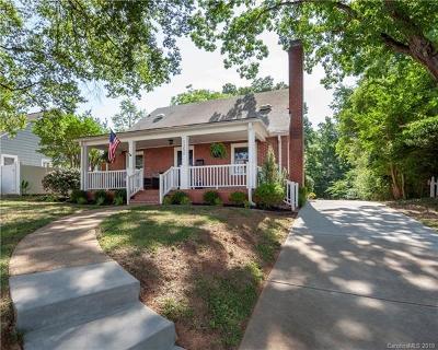 Single Family Home For Sale: 1250 Morningside Drive