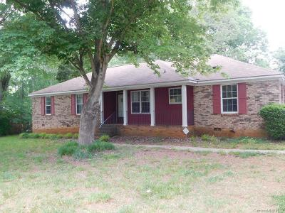 Mecklenburg County Single Family Home For Sale: 1700 Ford Street