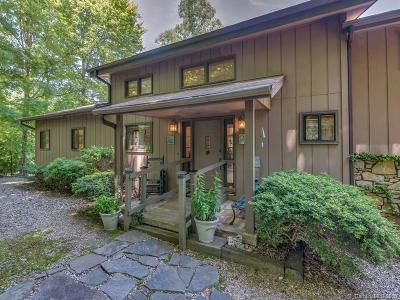 Lake Lure Single Family Home For Sale: 320 Bee Tree Point