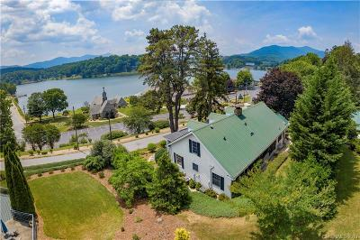 Haywood County Single Family Home For Sale: 791 N Lakeshore Drive