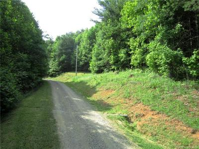 Buncombe County, Haywood County, Henderson County, Madison County Residential Lots & Land For Sale: 596 Black Bear Drive