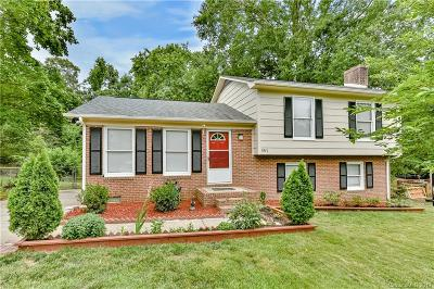 Charlotte Single Family Home Under Contract-Show: 6337 Welford Road