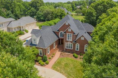 Waxhaw Single Family Home For Sale: 1321 Churchill Downs Drive