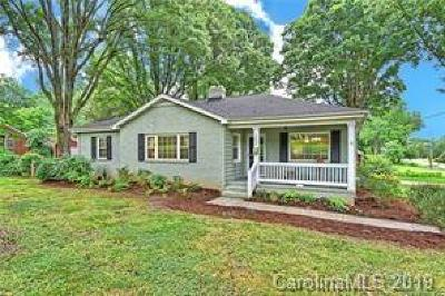 Cotswold Single Family Home For Sale: 1300 N Sharon Amity Road N