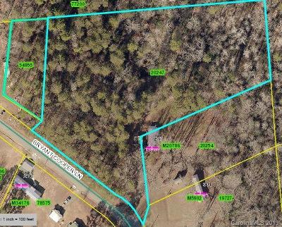 Lincoln County Residential Lots & Land For Sale: Bryant Cooper Lane