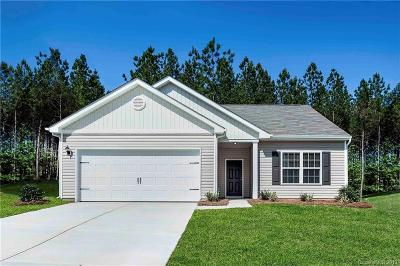 Charlotte Single Family Home Under Contract-Show: 4008 Munson Drive