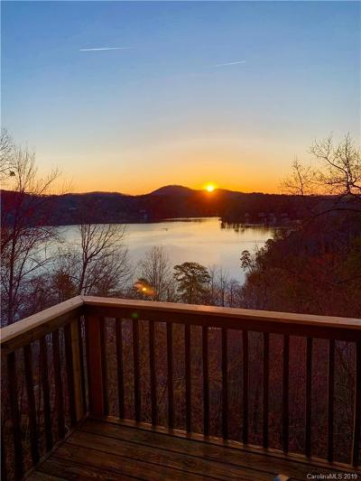 Bat Cave, Black Mountain, Chimney Rock, Lake Lure, Rutherfordton, Mill Spring, Columbus, Tryon, Saluda Single Family Home For Sale: 169 Laurel Lane