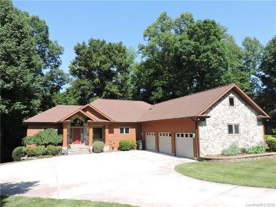 Buncombe County, Cabarrus County, Caldwell County, Cleveland County, Davidson County, Gaston County, Iredell County, Lancaster County, Lincoln County, Mecklenburg County, Rowan County, Stanly County, Union County, York County Single Family Home For Sale: 182 Stillwater Road #181
