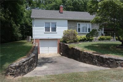 Albemarle Single Family Home For Sale: 1209 Freeman Avenue #1, 2