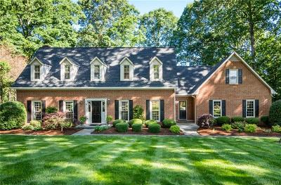 Gastonia Single Family Home Under Contract-Show: 1704 Clubview Circle