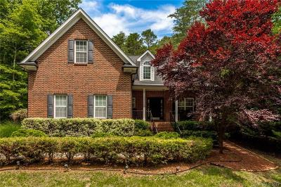 Stanley Single Family Home For Sale: 511 Shady Oaks Drive