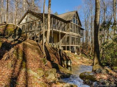 Burnsville Single Family Home For Sale: 350 Celo Cove Drive