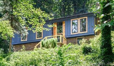 Asheville Single Family Home For Sale: 49 Valle Vista Drive