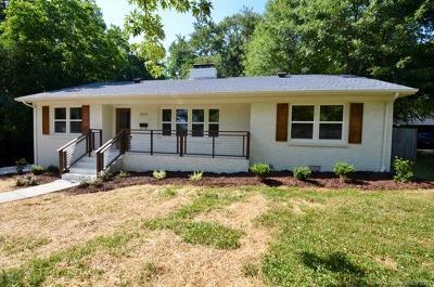 Charlotte Single Family Home For Sale: 4516 Bradbury Drive