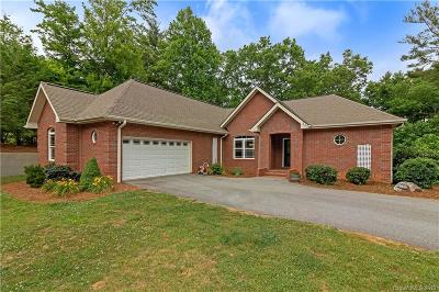 Transylvania County Single Family Home Under Contract-Show: 332 Oxford Court
