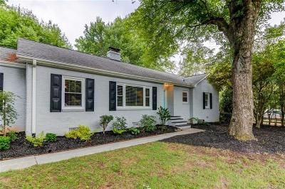Charlotte Single Family Home For Sale: 1136 Rosewood Circle