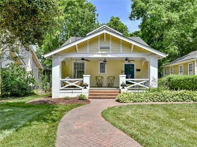 Dilworth Single Family Home Under Contract-Show: 1920 Park Road