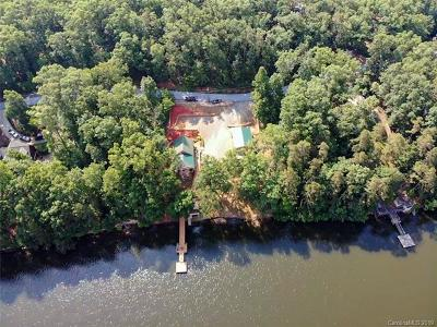 Buncombe County, Cabarrus County, Caldwell County, Cleveland County, Davidson County, Gaston County, Iredell County, Lancaster County, Lincoln County, Mecklenburg County, Rowan County, Stanly County, Union County, York County Single Family Home For Sale: 507 Dockside Terrace