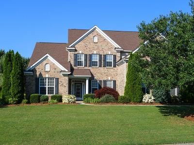 Waxhaw Single Family Home Under Contract-Show: 6303 Archerfield Court