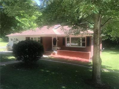 Lenoir Single Family Home For Sale: 1543 Echo Drive