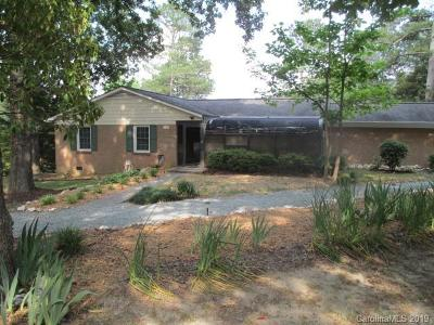 Single Family Home Under Contract-Show: 1114 Clarksville Campground Road