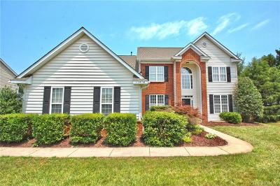Waxhaw Single Family Home Under Contract-Show: 11016 Royal Colony Drive