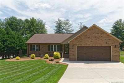 Catawba County Single Family Home For Sale: 107 Brentwood Drive