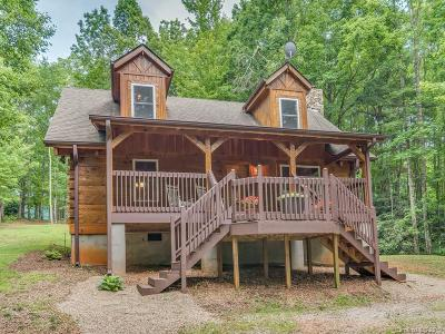 Saluda Single Family Home For Sale: 26 & 30 W Fork Creek Road