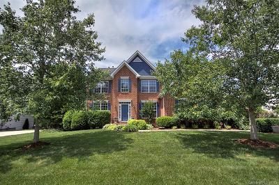 Waxhaw Single Family Home Under Contract-Show: 1116 Deep Hollow Court